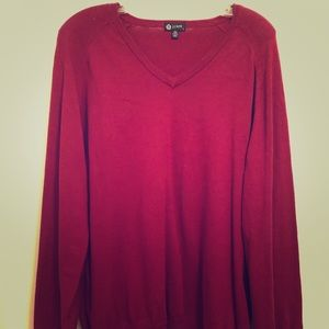 JCrew Cotton and cashmere sweater
